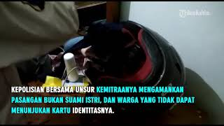 Download Video VIDEO Detik detik penggrebekan Pasangan Mesum di Hotel Kelas Melati MP3 3GP MP4