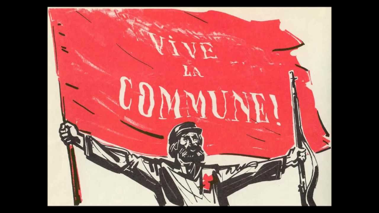 Vive la commune chanson historique de france 1871 youtube - Fruit de la ronce commune ...