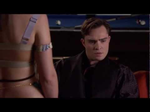 "Chuck & Blair    6x08 Gossip Girl Scenes ""It's Really Complicated"""