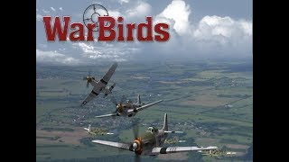 WarBirds Game Play March 2018