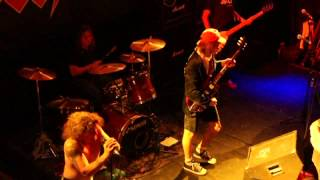 Gimme A Bullet To Bite On Live (Bon Scott Tribute Show)