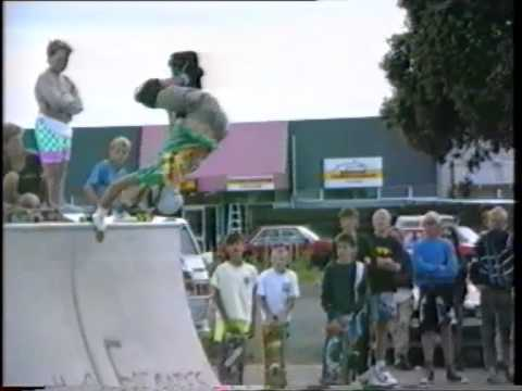 Jeff Philips Skateboarding 2