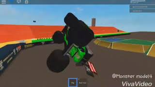 Roblox Monster Jam Commentaire #198 (MonsterMode 14)