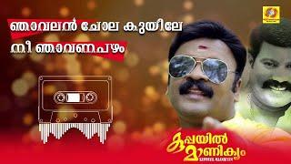 NJAVALAN CHOLA KUYILE/ഞാവലൻ ചോല കുയിലേ with lyrics Manithamara Kuppayiley manikkam, Nadan Pattukal
