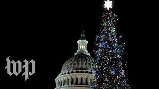 The U.S. Capitol Christmas Tree Lighting Ceremony (2020) | The Washington Post