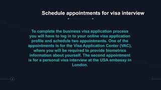 Prominent Things You must know before Applying for US Business Visa