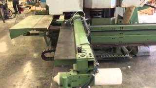 Gubisch ESTH 2000 Video Engelfried(www.engelfried.com - neue u. gebrauchte Holzbearbeitungsmaschinen - new and used woodworking machines nowych i uzywanych urzadzen i maszyn do ..., 2015-09-09T10:02:58.000Z)