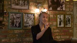 Влада Лесниченко Мастер класс по вину в Чичико
