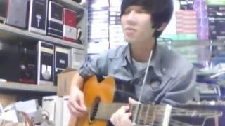 Luyện Slam guitar (Hãy hát lên) :D