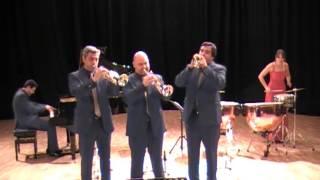 Brillant Magnus Quintet interpreta Gallito, pasodoble de Santiago Lope Gonzalo. BMQ 2011.wmv
