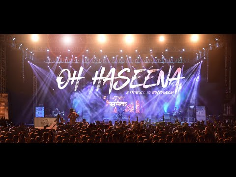 SPUNK! | Oh! Haseena | Live in Concert | Official Music Video | HD
