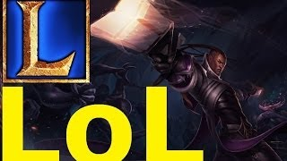 [LoL] - Lucian Avenges His Wife