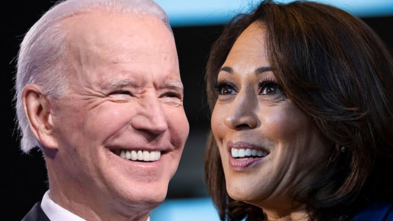 BWIINO ku kadugala Kamala Harris omumyuka wa Joe Biden mu kalulu ka America