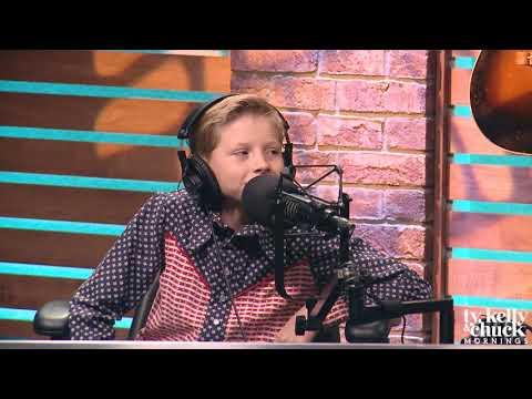 Mason Ramsey Dedicates His Song