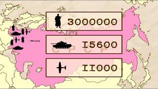 Друга світова війна. Бойові дії в 1941 - 42 рр. (укр.) Всесвітня історія, 11 клас