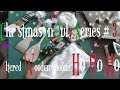Christmas In July Series #3  Santa Meets Wooden Spoons!