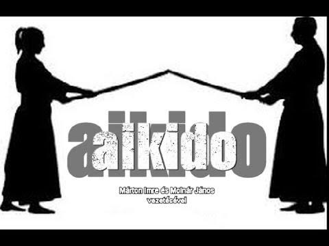 Aikido Edzőtábor - Márton Imre & Molnár János Sensei III/2. (boken) Full HD (1080p)