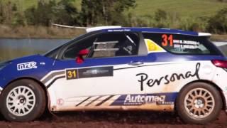 Shakedown 4x2 - Rally de Erechim 2017