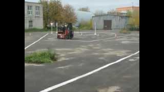 Экзамены водителей погрузчиков