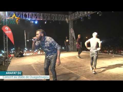 Concert Arafat Dj à Ouaga