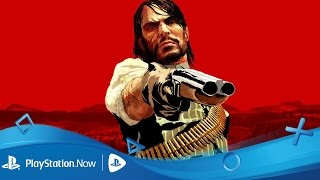 Red Dead Redemption |  Playstation Now | Available On Ps4 And Windows Pc
