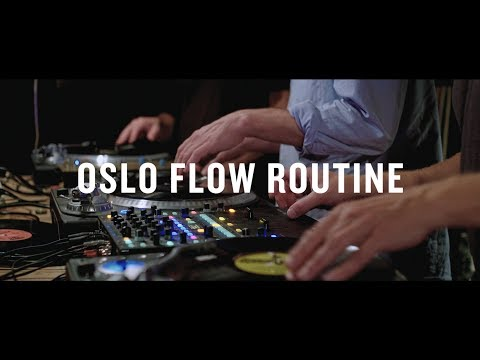 INSIDE TURNTABLISTS - OSLO FLOW - ROUTINE
