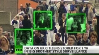 Bigger Brother: Total surveillance comes to UK