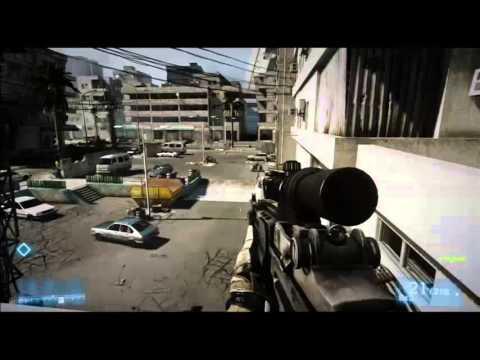BF3 Como conseguir MP7 en 30 minutos