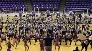 talkin out the side of ya neck pv marching storm 2015