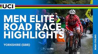 Men Elite Road Race   2019 UCI Road World Championships