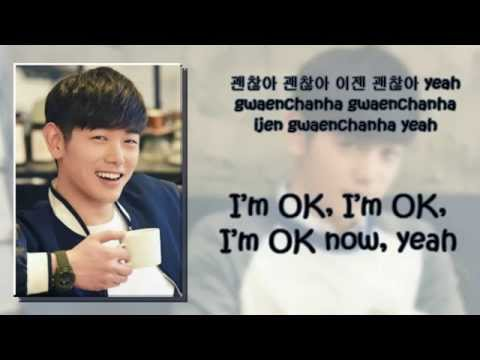 Eric Nam - 괜찮아 괜찮아 (I'm OK) Lyrics (Hangul + Romanization + English)