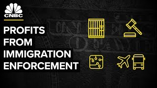 Who Profits From Immigration Enforcement?