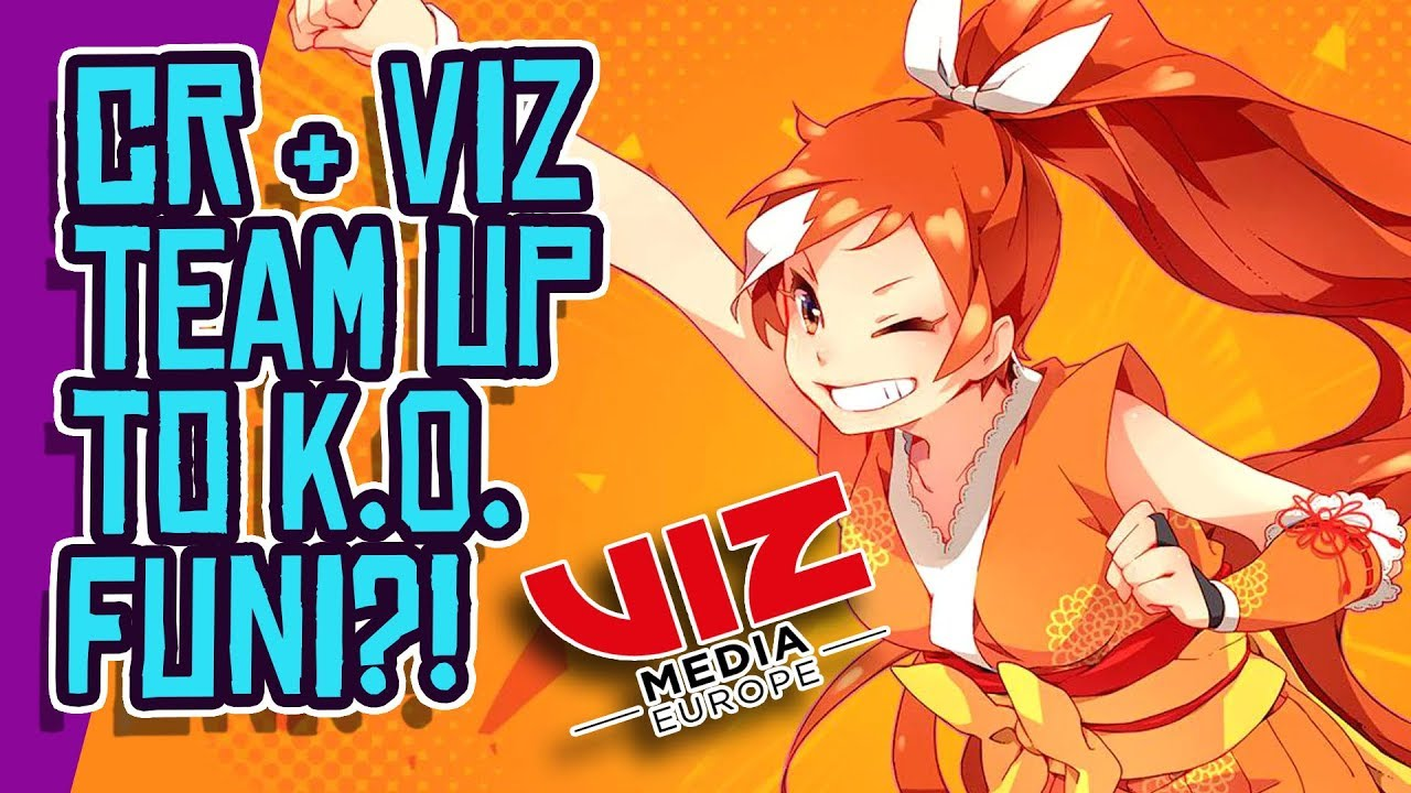 Crunchyroll TEAMS UP With Viz Media to Knock Out Funimation?!