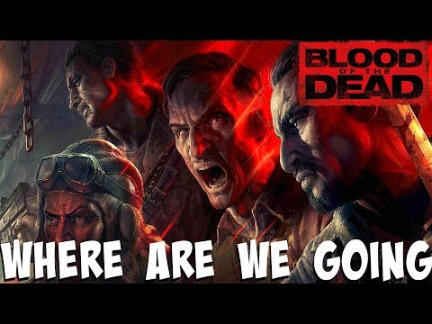 Call of Duty: Black Ops 4 Zombies Blood of The Dead: Song
