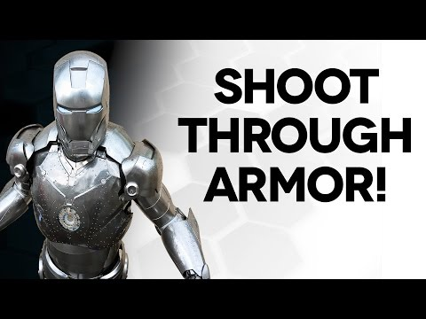 Armor Piercing Ammo - The Legal Brief!