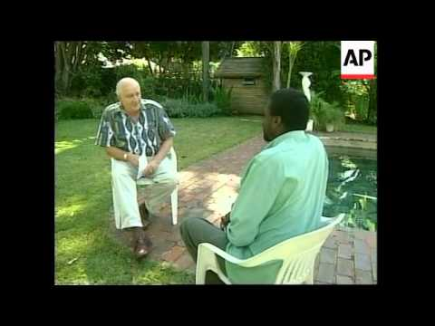 Morgan Tsvangeria (MDC leader) interview