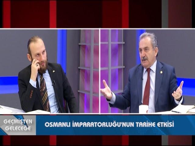 Kültür Eski Bakanı Namık Kemal Zeybek ile Geçmişten Geleceğe 18 Aralık 2018