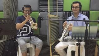 Grabando Salsa - Sesión Orquesta