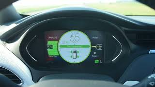 Chevy Bolt:  65MPH range test