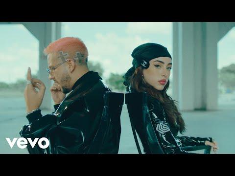Nicki Nicole, Mora - Toa La Vida (Official Video)