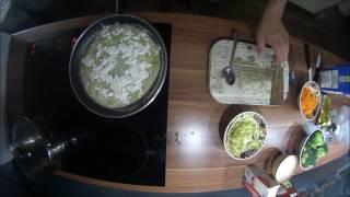 сырный суп с броколи, простой рецепт