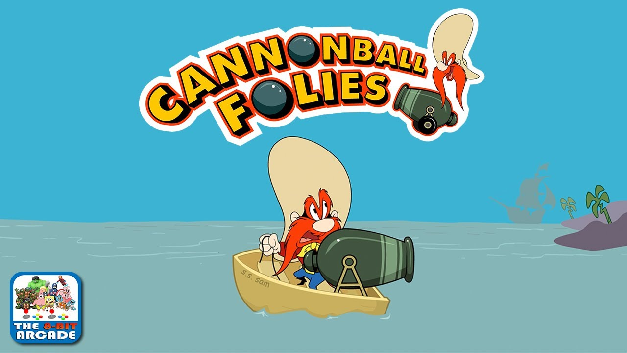 Looney tunes cannonball follies cannon shootin with yosemite sam looney tunes cannonball follies cannon shootin with yosemite sam boomerang games voltagebd Images