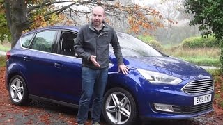 Ford C-Max 2015 review | TELEGRAPH CARS