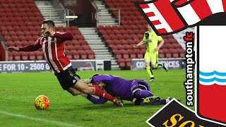 HIGHLIGHTS: Southampton 0-2 Huddersfield (U21 Premier League Cup)