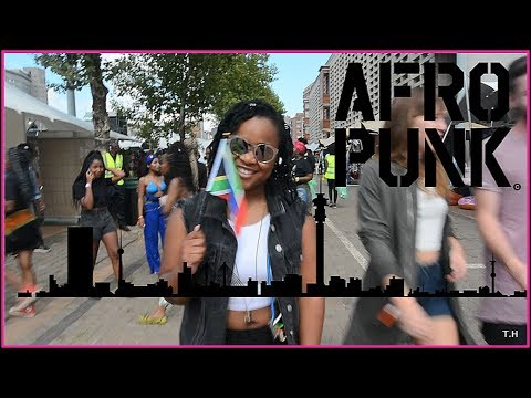 WHAT IS AFRO PUNK? || SOUTH AFRICA JOHANNESBURG 2017