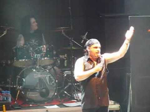 Blaze Bayley - Robot (live at Vilnius 2009)