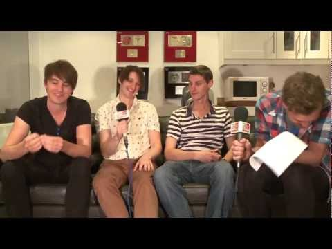 The Leisure Society interview - Virgin Red Room