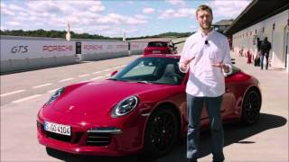 Porsche 911 Targa 4 GTS (2015) Test Drive - Carzone