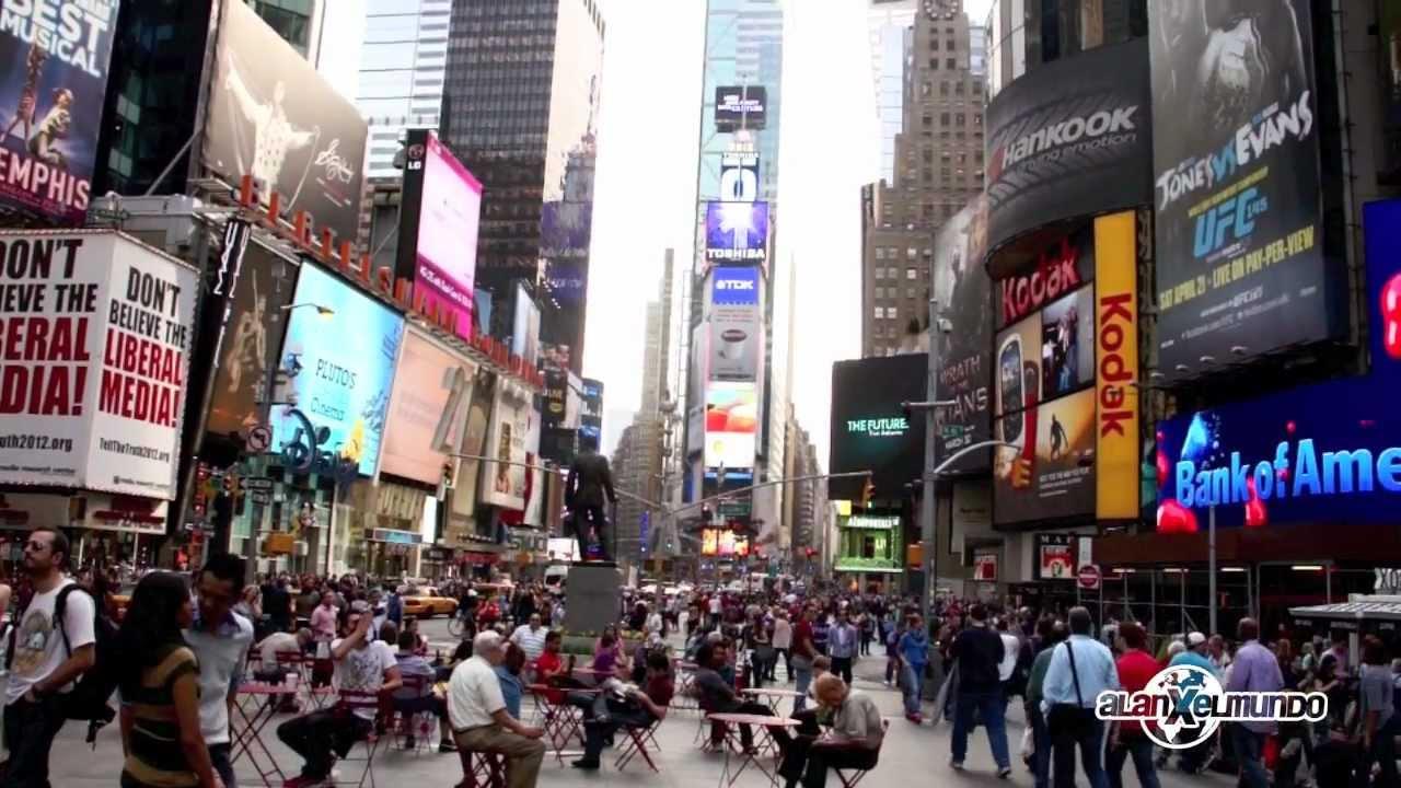 NUEVA YORK 2012 - AXM - YouTube