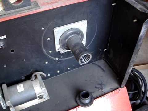 aircomatic dip pak 200 mig welder feed roll details 2 youtube rh youtube com Airco Dip Pak 225 Airco Dip Pak 250 Welder